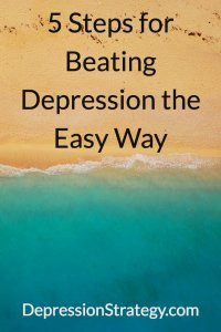 How to Deal with Depression the Easy Way
